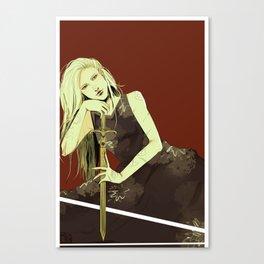 Emma Carstairs Canvas Print