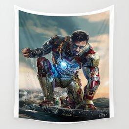 Iron Man 3 Wall Tapestry