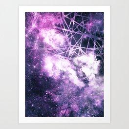 ε Purple Aquarii Art Print