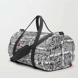 Industrial Decay Duffle Bag