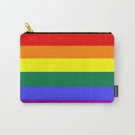 Gay pride flag Carry-All Pouch