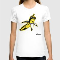 banana T-shirts featuring Banana by Thomas Orrow