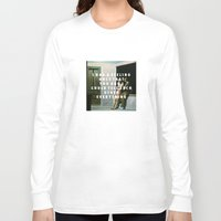 vampire weekend Long Sleeve T-shirts featuring Summer Weekend by Modern Vampires of Art History