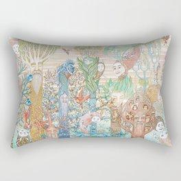 Forest Spirits Rectangular Pillow