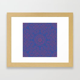 Mandala 22 Framed Art Print