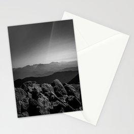Black and White Moosilauke  Stationery Cards