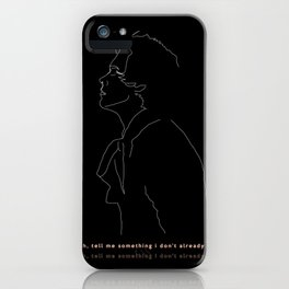 Harry S. Fanart iPhone Case