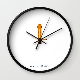 Timon - Hakuna Matata Wall Clock