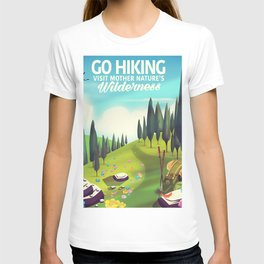 Go Hiking! T-shirt