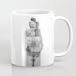 """Connection Within"" by Nacho Dung Coffee Mug"