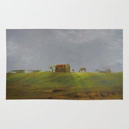 Dreamy Landscape of Cabo Polonio Rug