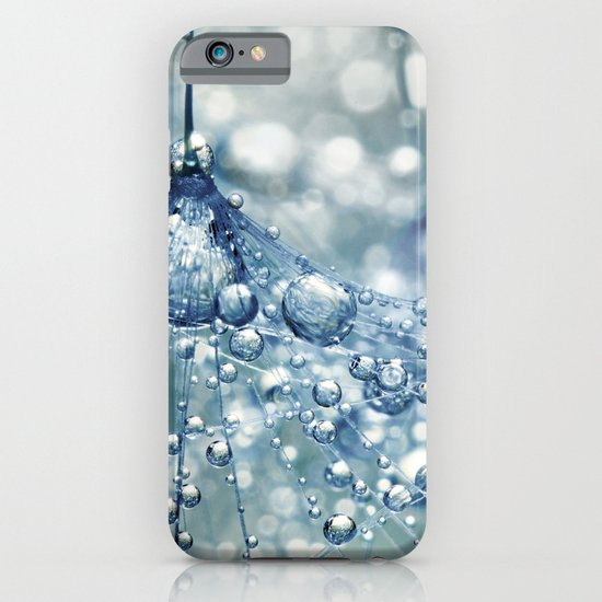 Sparkling Dandy in Blue iPhone & iPod Case