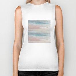 Sea breeze, acrylic on canvas Biker Tank