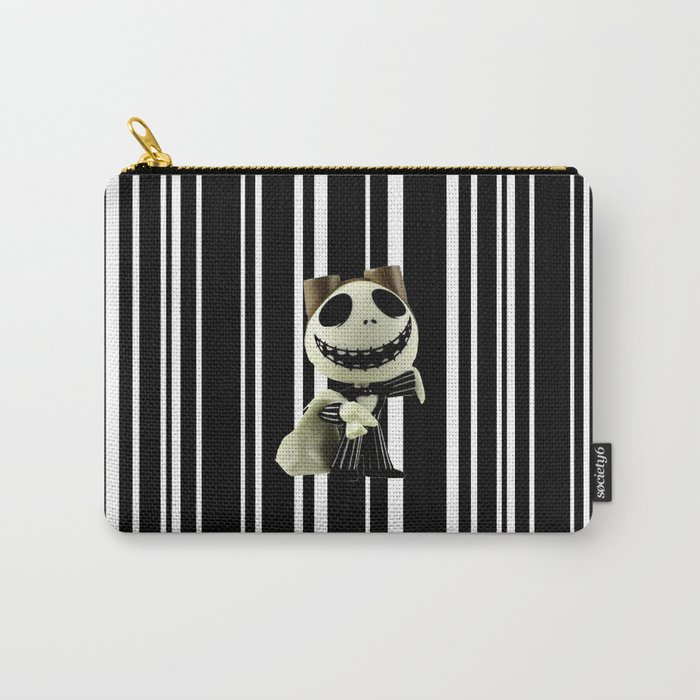 Halloween Prisoner | Jack | Christmas | Nigthmare Carry-All Pouch