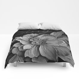 Sing - Tones of Grey Comforters