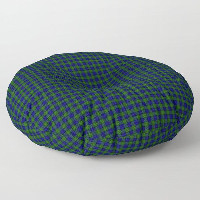 Murray Tartan Floor Pillow