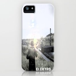 DAYZ 2.0 ELEKTRO iPhone Case