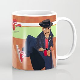 Shabba Doo as Ozone Coffee Mug