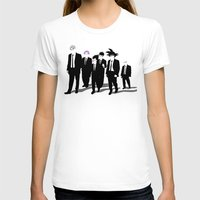 reservoir dogs T-shirts featuring Reservoir Warriors by ddjvigo