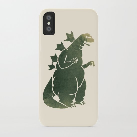 Godzilla - King of the Monsters iPhone Case