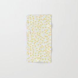 Buttercup Field M+M Evergreen by Friztin Hand & Bath Towel