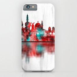 Jerusalem Israel Skyline iPhone Case