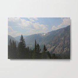 Beartooth Pass Metal Print