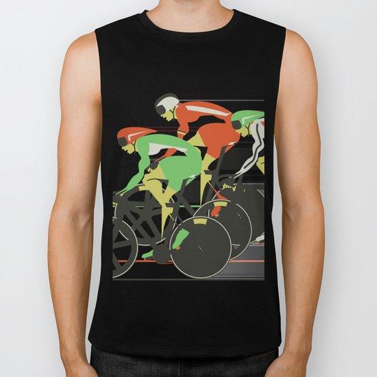 Velodrome Bike Race Biker Tank