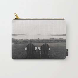 Pair of Chairs in Weekapaugh Rhode Island Carry-All Pouch