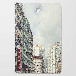 Kowloon I Cutting Board