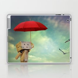 Danbo on tour Laptop & iPad Skin