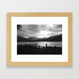 Snowdonia Mountains, Wales #3 Framed Art Print