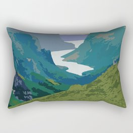 Gros Morne Rectangular Pillow
