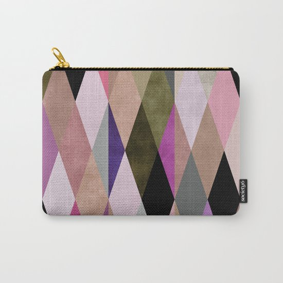colour + pattern 27 Carry-All Pouch