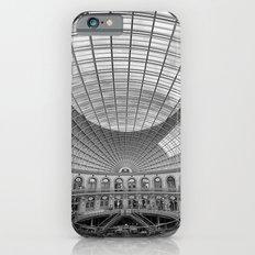 The Corn Exchange Interior In Monochrome iPhone 6s Slim Case