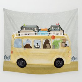 a little vacation Wall Tapestry