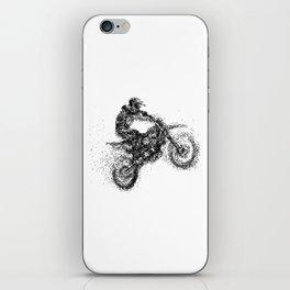 motor sport iPhone Skin