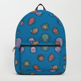 A Tangle of Tentacles Backpack