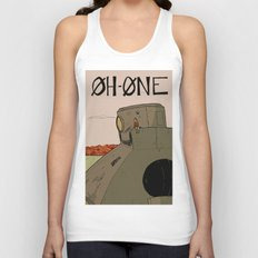 OhOne COLOR Unisex Tank Top