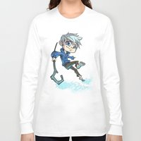 jack Long Sleeve T-shirts featuring Jack by Meekobits