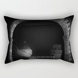 Pisa. Rectangular Pillow
