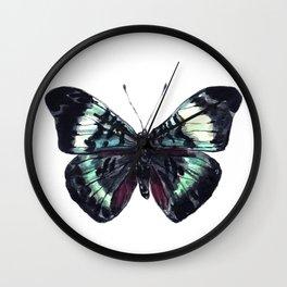 Butterfly Prola Beauty Wall Clock