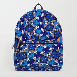 Abstract Mandala Pattern Backpack