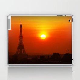 Red Paris Laptop & iPad Skin