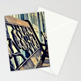Cricket Pavillion Stationery Cards