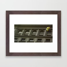 Architecture. Framed Art Print