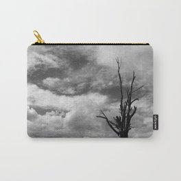 Nature in black and white ~ 3 Carry-All Pouch