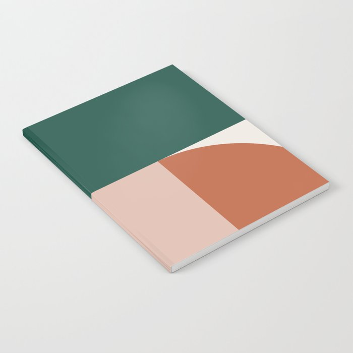 Abstract Geometric 11 Notebook