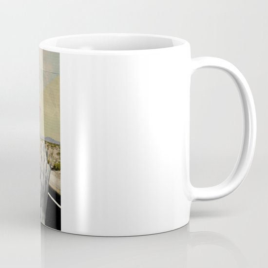 Never say goodbye Mug