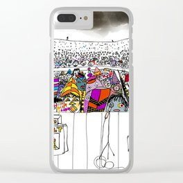 sold out show Clear iPhone Case
